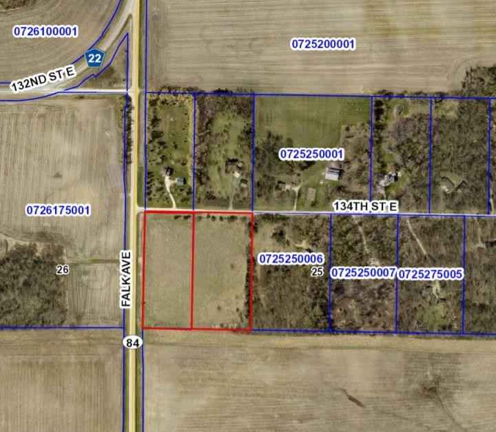View 1 photos of this _0 bed, _0 bath, and  sqft. land home located at Falk Trl, Northfield, Minnesota 55057 is Active for $395,000.