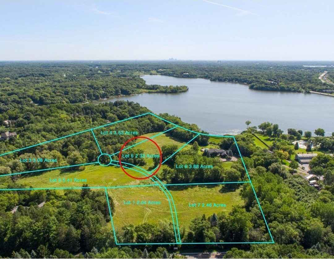 View 4 photos of this _0 bed, _0 bath, and  sqft. land home located at 1875 Lakeside Trl, Orono, Minnesota 55356 is Active for $1,299,000.