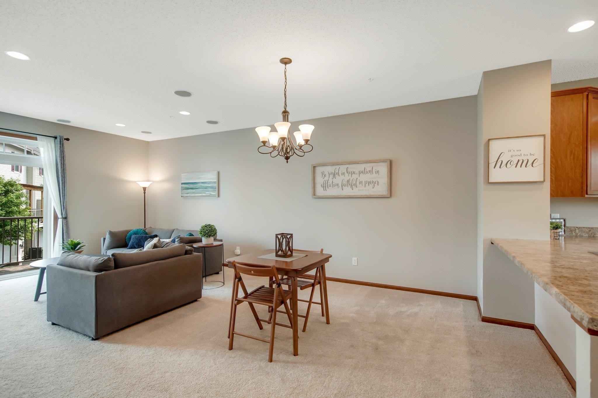 View 32 photos of this 3 bed, 4 bath, and 1,935 sqft. condo home located at 11907 Emery Village Dr N, Champlin, Minnesota 55316 is Pending for $285,000.