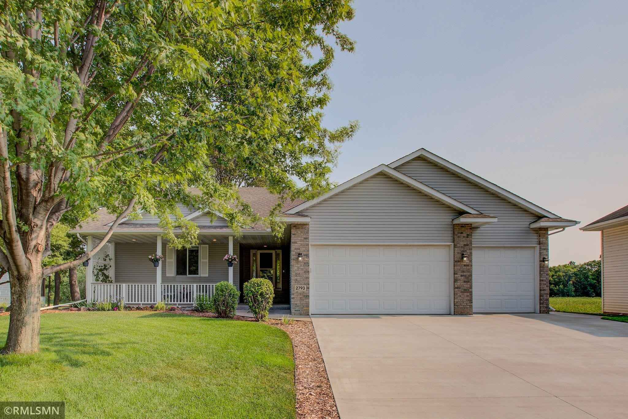 View 30 photos of this 3 bed, 3 bath, and 2,533 sqft. single_family home located at 2793 233rd Ln NW, Saint Francis, Minnesota 55070 is Active for $389,000.