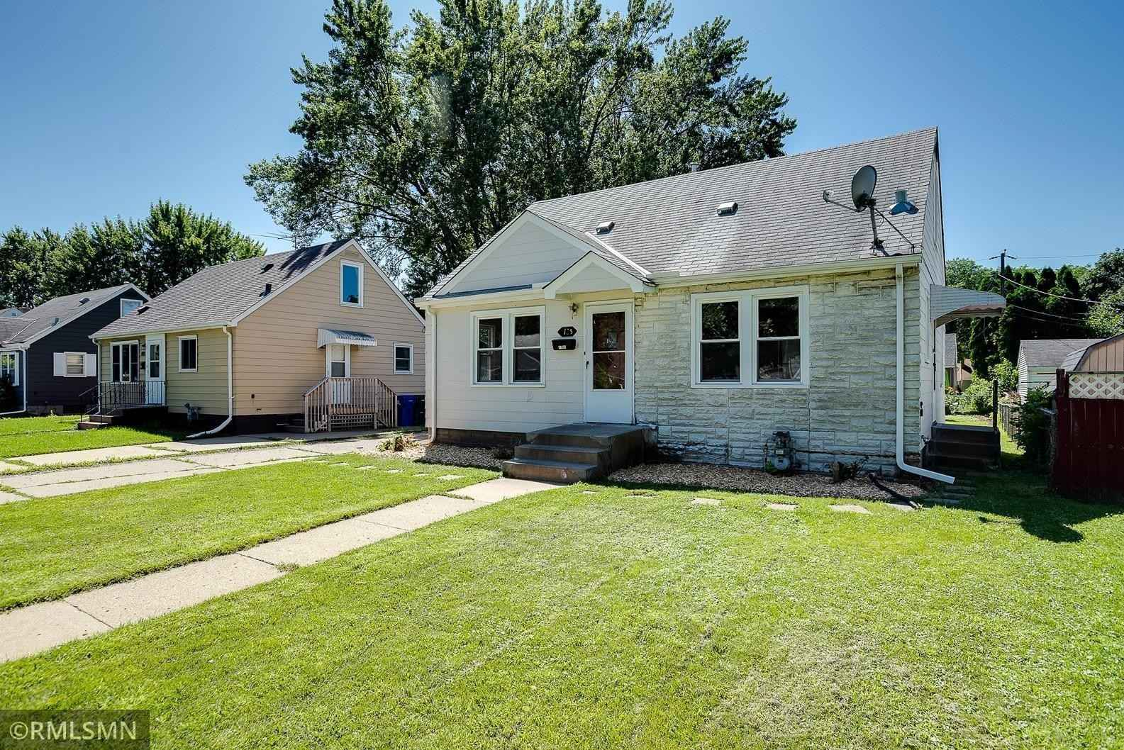 View 15 photos of this 3 bed, 1 bath, and 900 sqft. single_family home located at 1165 Flandrau St, Saint Paul, Minnesota 55106 is Active for $189,900.