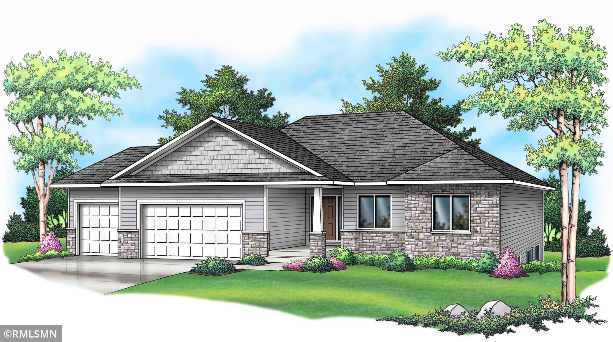 View 1 photos of this 3 bed, 2 bath, and 1,566 sqft. single_family home located at Bl 1 Falcon Vw Lot 6, Stacy, Minnesota 55079 is Active for $549,900.