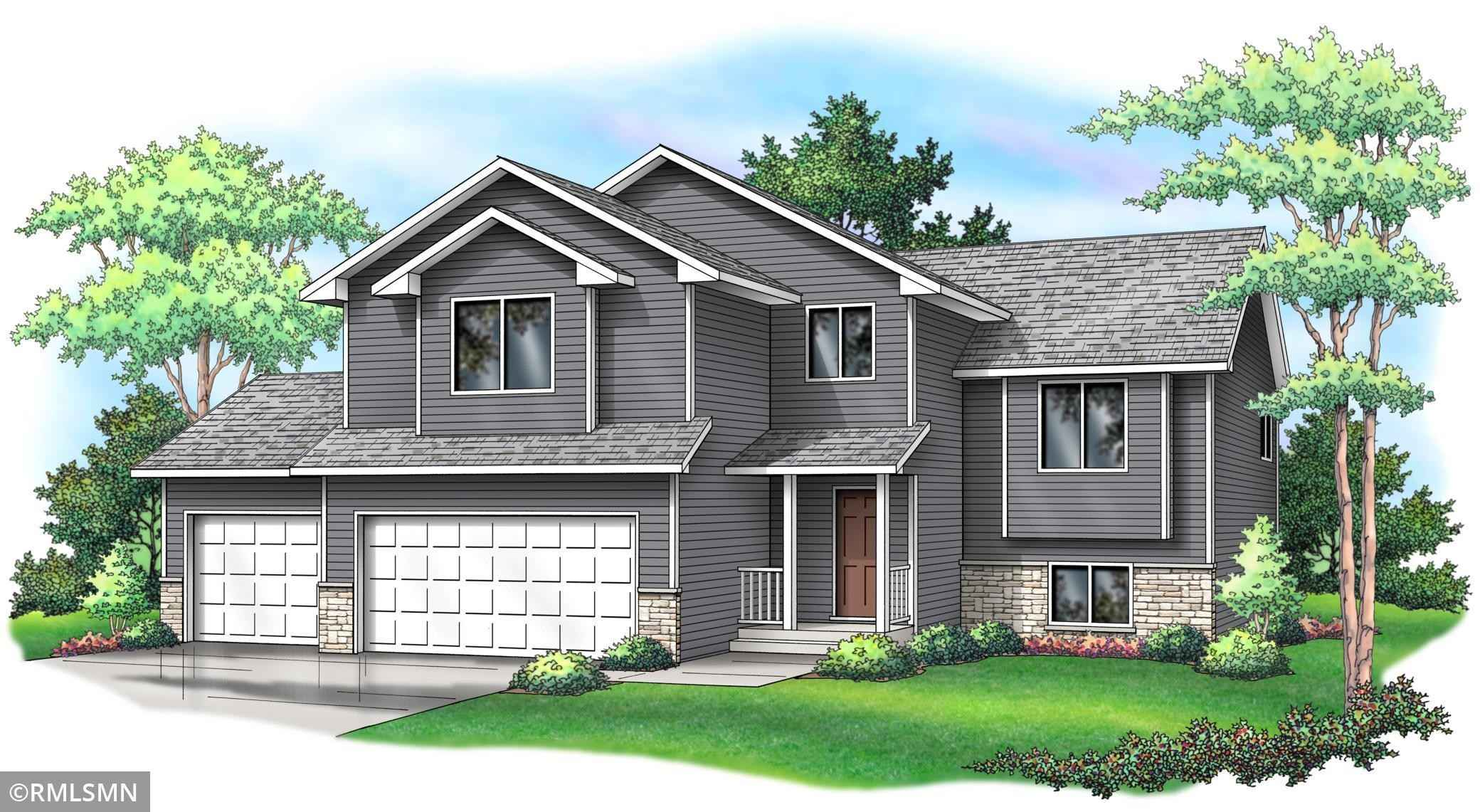 View 1 photos of this 3 bed, 2 bath, and 1,555 sqft. single_family home located at Bl2 Falcon Vw Lot 1, Stacy, Minnesota 55079 is Active for $455,700.
