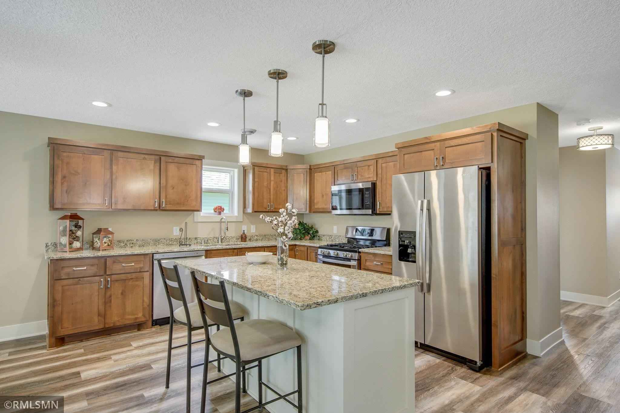 View 7 photos of this 3 bed, 3 bath, and 1,740 sqft. condo home located at 42 Zurich St, Columbus, Minnesota 55025 is Active for $449,950.