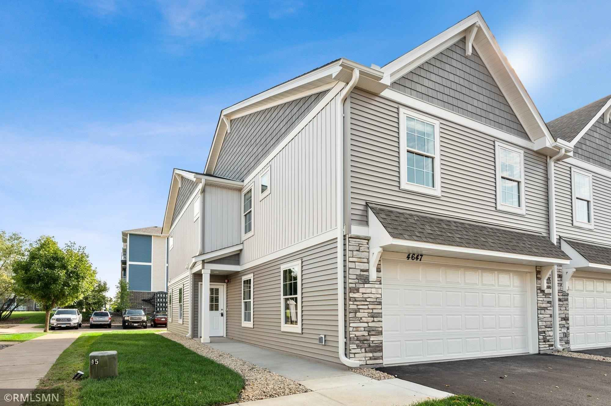 View 1 photos of this 3 bed, 3 bath, and 2,305 sqft. condo home located at 4641 Wyngate Way, Forest Lake, Minnesota 55025 is Active for $309,900.