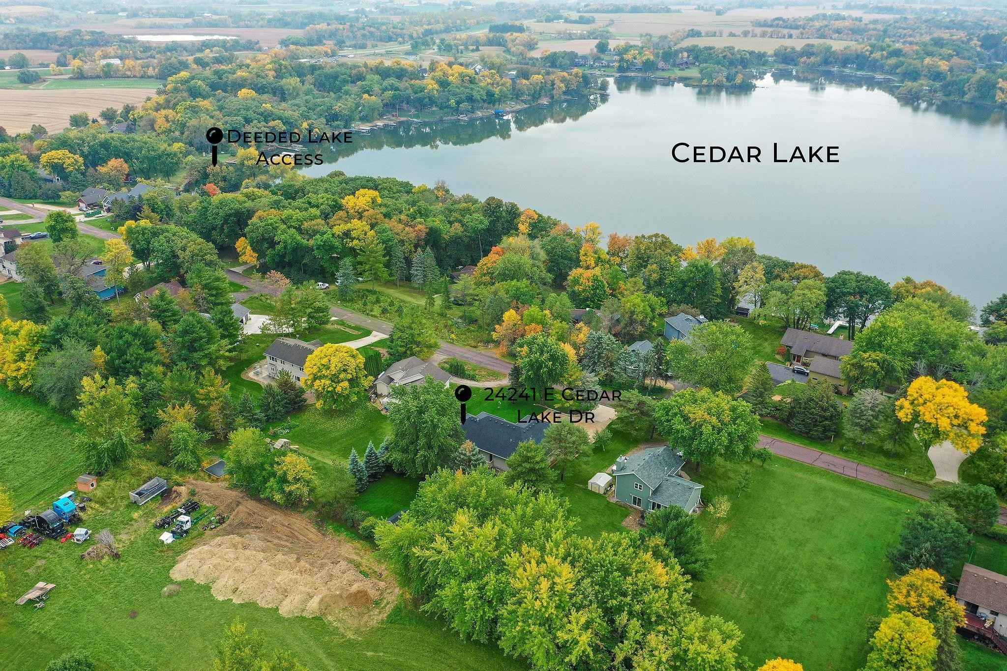 View 46 photos of this 4 bed, 3 bath, and 3,074 sqft. single_family home located at 24241 E Cedar Lake Dr, New Prague, Minnesota 56071 is Active for $599,900.