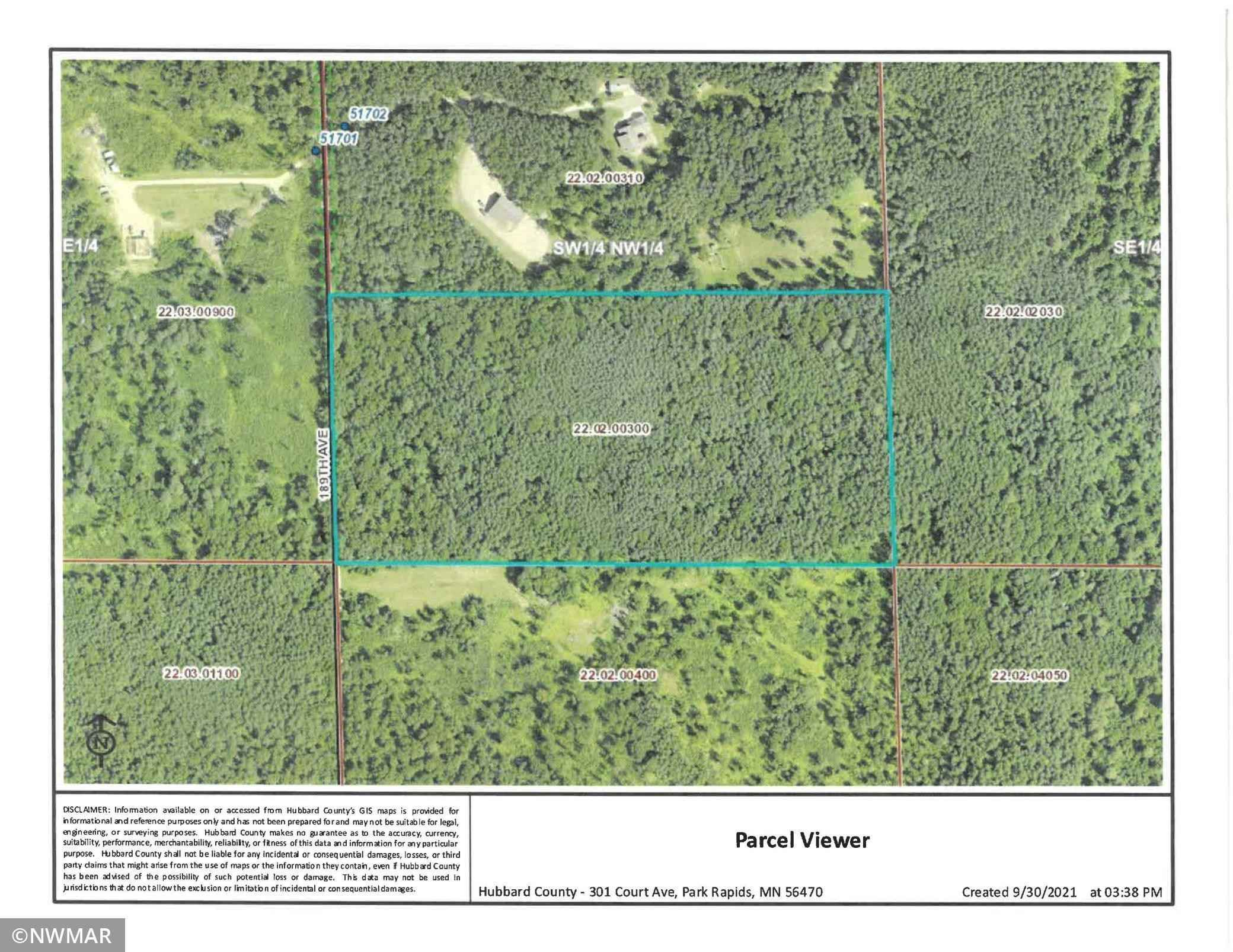View 1 photos of this _0 bed, _0 bath, and  sqft. land home located at 189th Ave, Bemidji, Minnesota 56601 is Pending for $70,000.