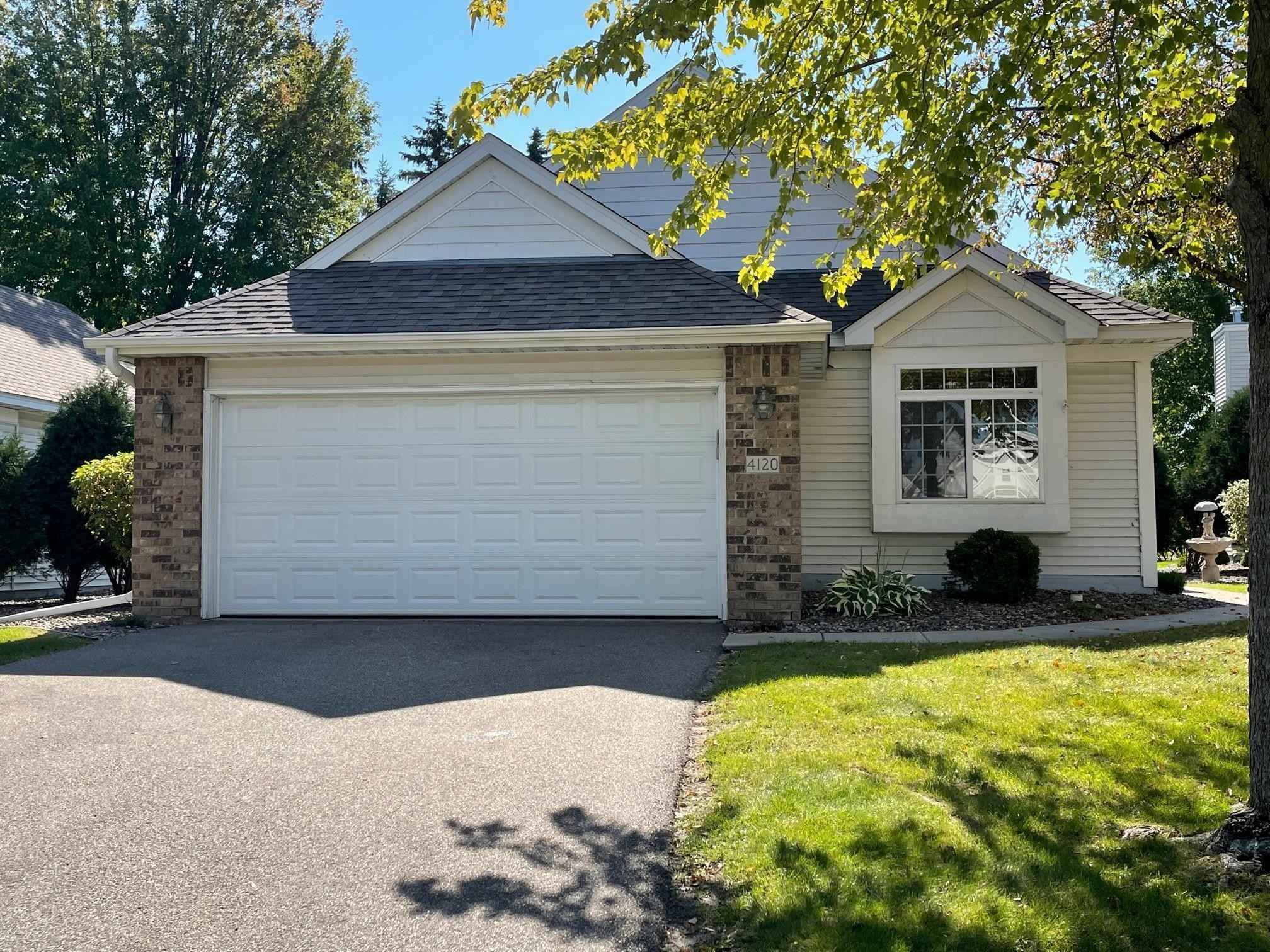 View 2 photos of this 3 bed, 2 bath, and 1,700 sqft. condo home located at 4120 Lawndale Ln N, Plymouth, Minnesota 55446 is Active for $369,500.